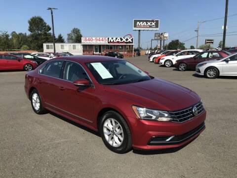 2017 Volkswagen Passat for sale at Maxx Autos Plus in Puyallup WA