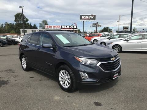 2019 Chevrolet Equinox for sale at Maxx Autos Plus in Puyallup WA