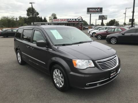 2015 Chrysler Town and Country for sale at Maxx Autos Plus in Puyallup WA