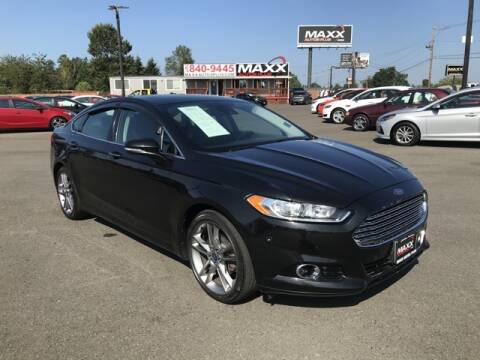2013 Ford Fusion for sale at Maxx Autos Plus in Puyallup WA