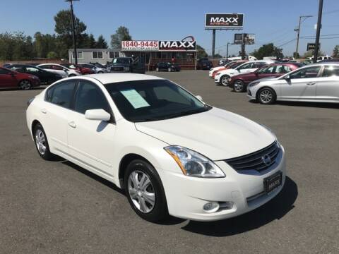 2012 Nissan Altima for sale at Maxx Autos Plus in Puyallup WA