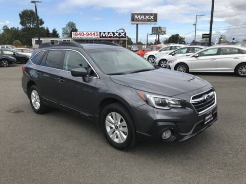 2018 Subaru Outback for sale at Maxx Autos Plus in Puyallup WA
