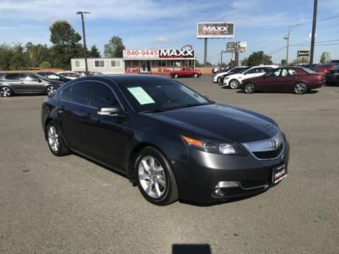 2012 Acura TL for sale at Maxx Autos Plus in Puyallup WA