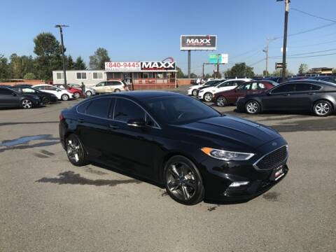 2017 Ford Fusion for sale at Maxx Autos Plus in Puyallup WA