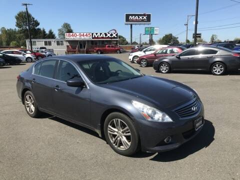 2013 Infiniti G37 Sedan for sale at Maxx Autos Plus in Puyallup WA