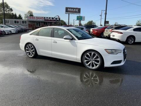 2014 Audi A6 for sale at Maxx Autos Plus in Puyallup WA