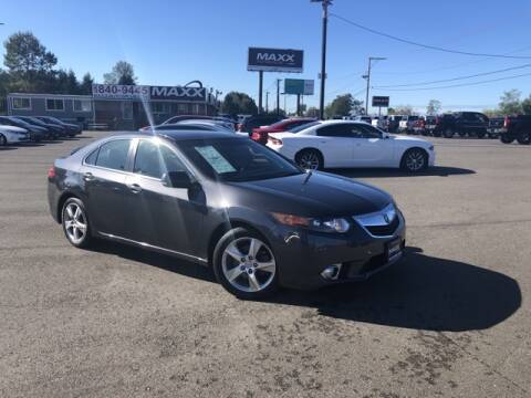 2011 Acura TSX for sale at Maxx Autos Plus in Puyallup WA