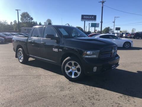 2013 RAM Ram Pickup 1500 for sale at Maxx Autos Plus in Puyallup WA