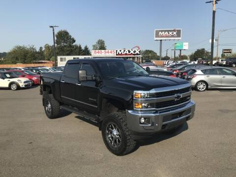 2015 Chevrolet Silverado 2500HD for sale at Maxx Autos Plus in Puyallup WA