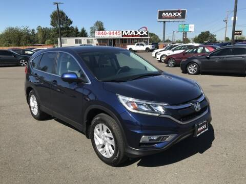 2015 Honda CR-V for sale at Maxx Autos Plus in Puyallup WA
