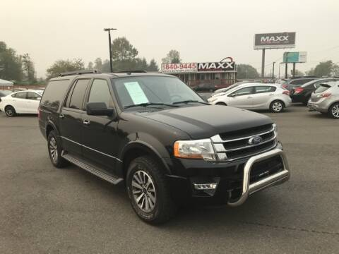 2017 Ford Expedition EL for sale at Maxx Autos Plus in Puyallup WA