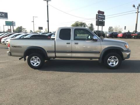 2002 Toyota Tundra for sale at Maxx Autos Plus in Puyallup WA