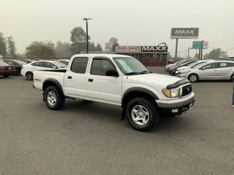 2004 Toyota Tacoma for sale at Maxx Autos Plus in Puyallup WA
