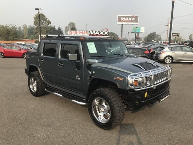 2005 HUMMER H2 SUT for sale at Maxx Autos Plus in Puyallup WA