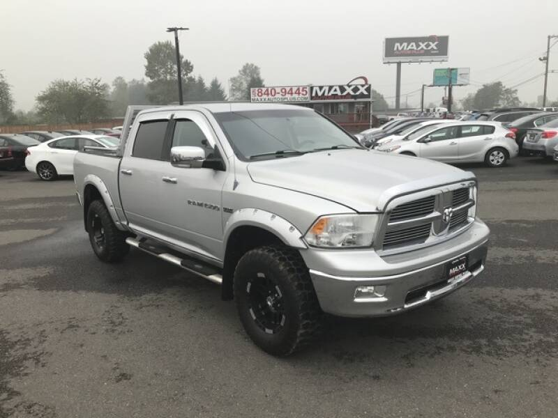 2012 RAM Ram Pickup 1500 for sale at Maxx Autos Plus in Puyallup WA