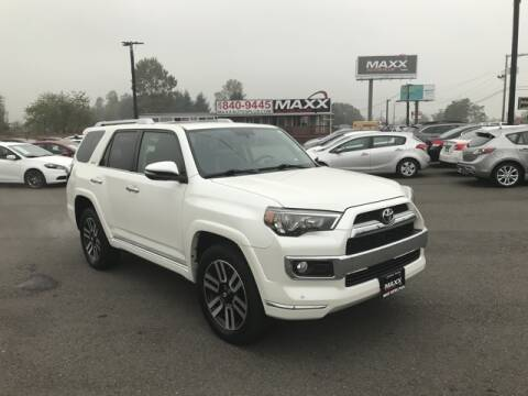 2014 Toyota 4Runner for sale at Maxx Autos Plus in Puyallup WA