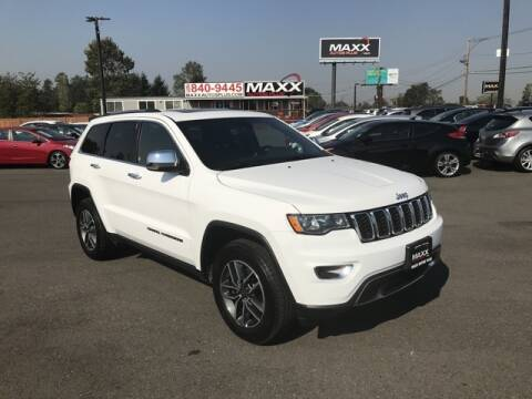 2019 Jeep Grand Cherokee for sale at Maxx Autos Plus in Puyallup WA