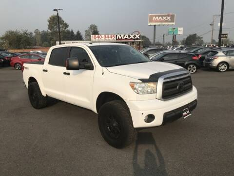 2011 Toyota Tundra for sale at Maxx Autos Plus in Puyallup WA
