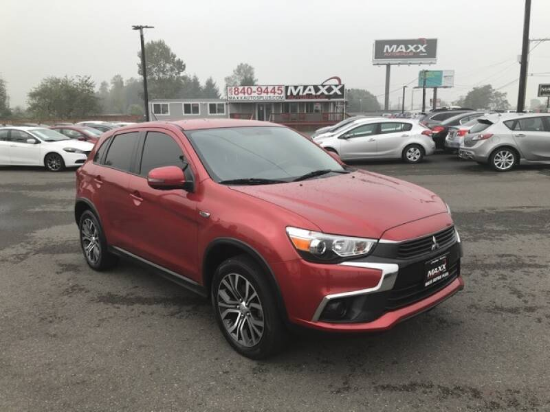 2016 Mitsubishi Outlander Sport for sale at Maxx Autos Plus in Puyallup WA