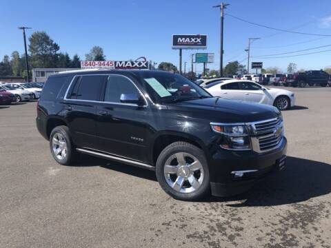 2015 Chevrolet Tahoe for sale at Maxx Autos Plus in Puyallup WA