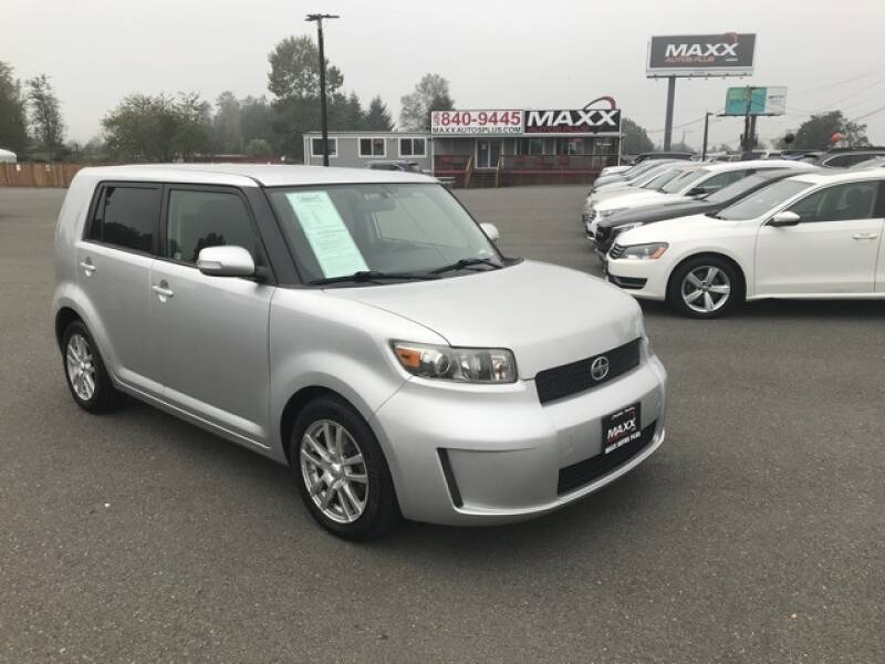 2008 Scion xB for sale at Maxx Autos Plus in Puyallup WA