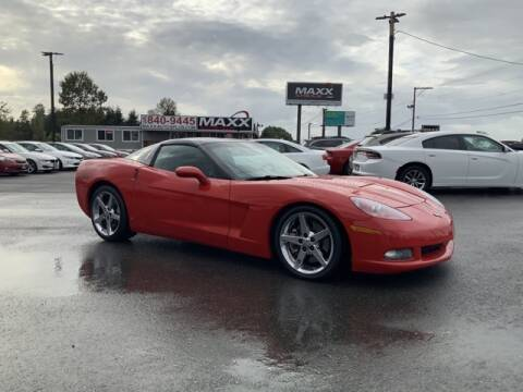 2006 Chevrolet Corvette for sale at Maxx Autos Plus in Puyallup WA