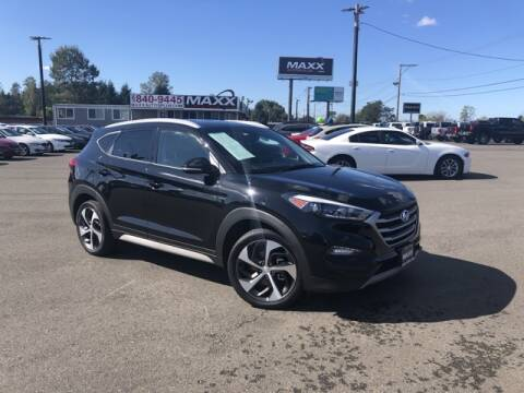 2018 Hyundai Tucson for sale at Maxx Autos Plus in Puyallup WA