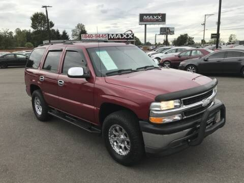 2006 Chevrolet Tahoe for sale at Maxx Autos Plus in Puyallup WA