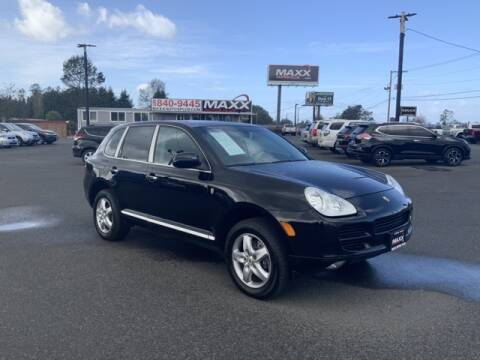 2005 Porsche Cayenne for sale at Maxx Autos Plus in Puyallup WA