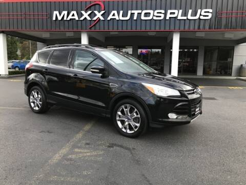 2013 Ford Escape for sale at Maxx Autos Plus in Puyallup WA