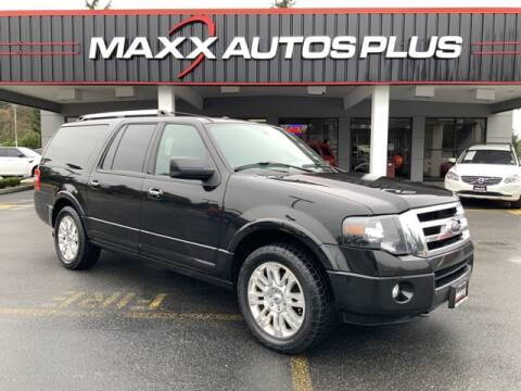 2014 Ford Expedition EL for sale at Maxx Autos Plus in Puyallup WA