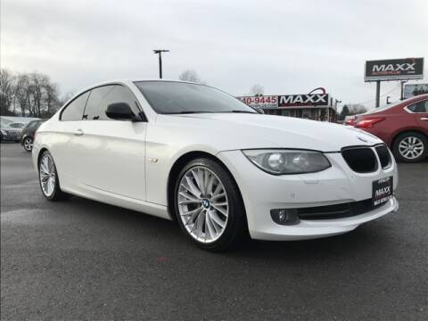 2011 BMW 3 Series for sale at Maxx Autos Plus in Puyallup WA