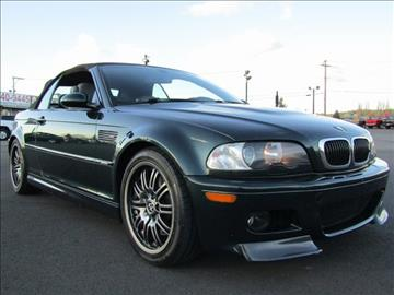 2003 BMW M3 for sale in Puyallup, WA