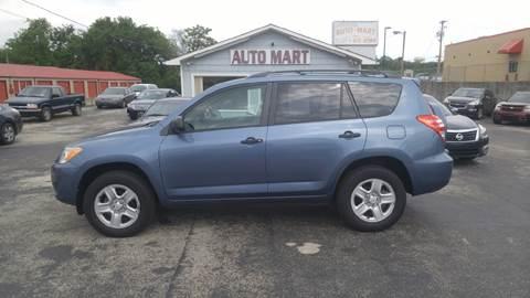 2010 Toyota RAV4 for sale in Jefferson City, TN