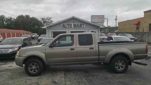 2004 Nissan Frontier for sale in Jefferson City, TN