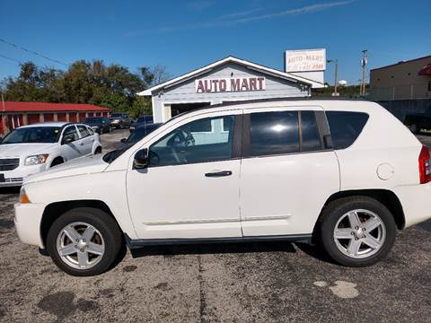 2009 Jeep Compass for sale in Jefferson City, TN