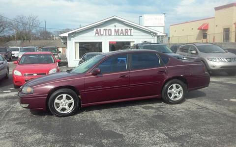 2004 Chevrolet Impala for sale in Jefferson City, TN