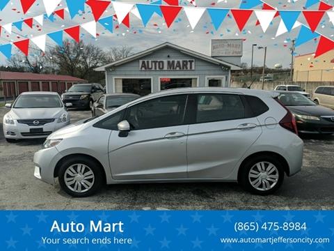 2015 Honda Fit for sale in Jefferson City, TN