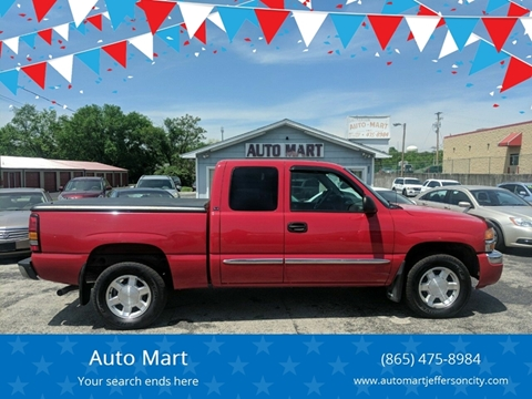 2006 GMC Sierra 1500 for sale in Jefferson City, TN