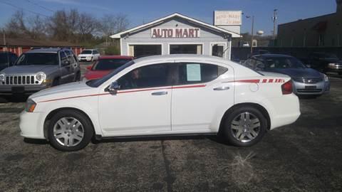 2012 Dodge Avenger for sale in Jefferson City, TN