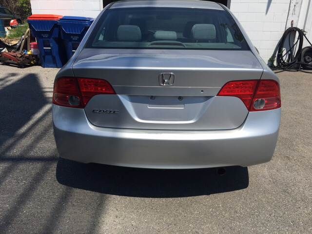 2006 Honda Civic LX 4dr Sedan w/automatic - New Bedford MA