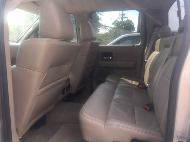 2006 Ford F-150 Lariat 4dr SuperCrew 4WD Styleside 5.5 ft. SB - New Bedford MA