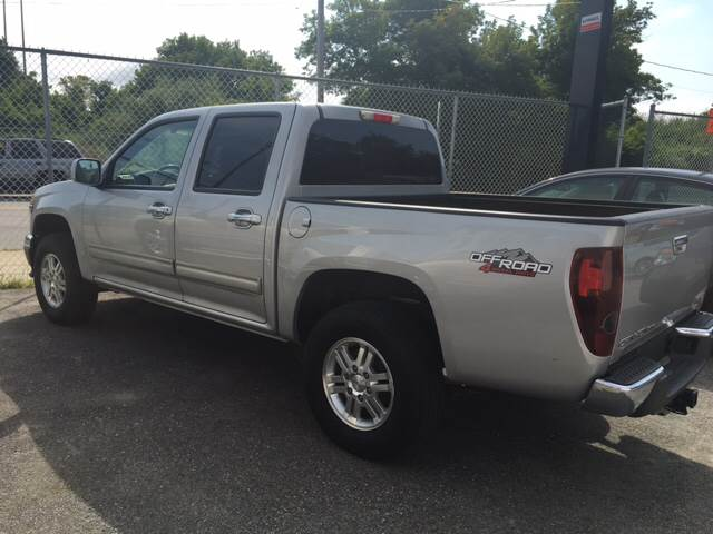 2011 GMC Canyon 4x4 SLE-1 4dr Crew Cab - New Bedford MA