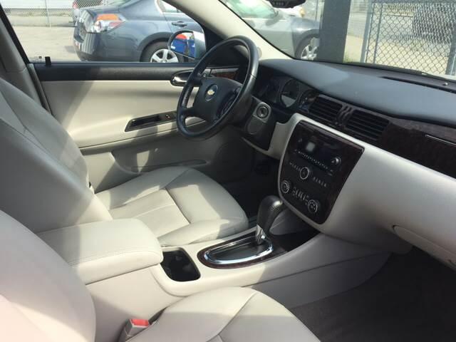2012 Chevrolet Impala LTZ 4dr Sedan - New Bedford MA