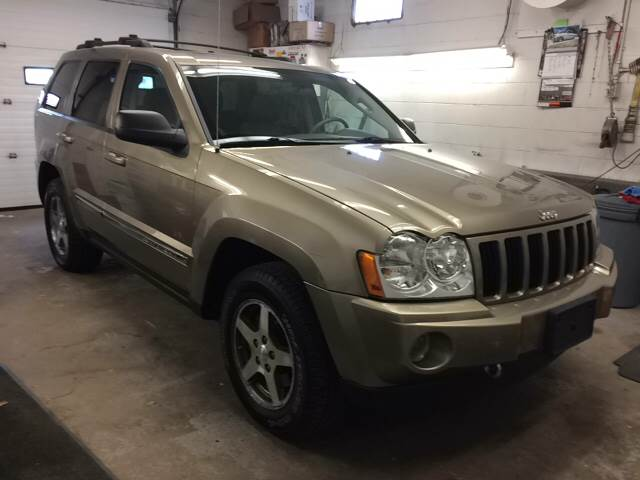 2006 Jeep Grand Cherokee for sale in New Bedford, MA