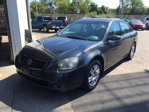 2006 Nissan Altima for sale in New Bedford, MA