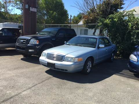 2001 Ford Crown Victoria for sale in New Bedford, MA