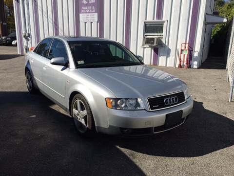 2003 Audi A4 for sale in New Bedford, MA