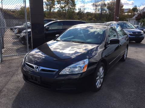 2007 Honda Accord for sale in New Bedford, MA