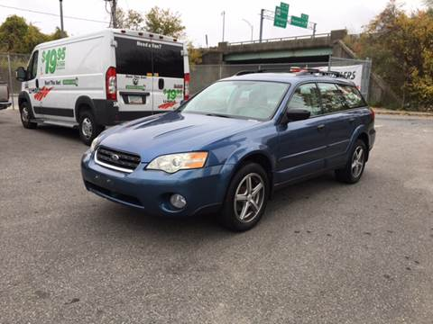 2007 Subaru Outback for sale in New Bedford, MA